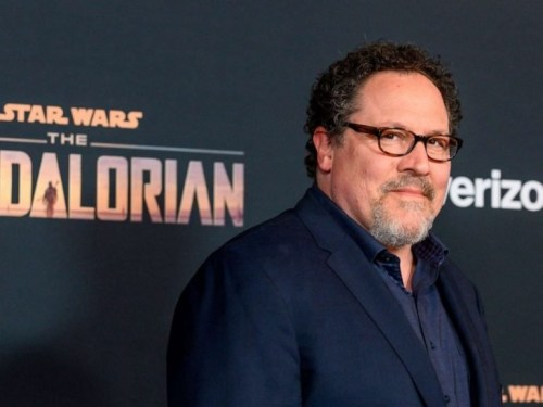 The Mandalorian Jon Favreau