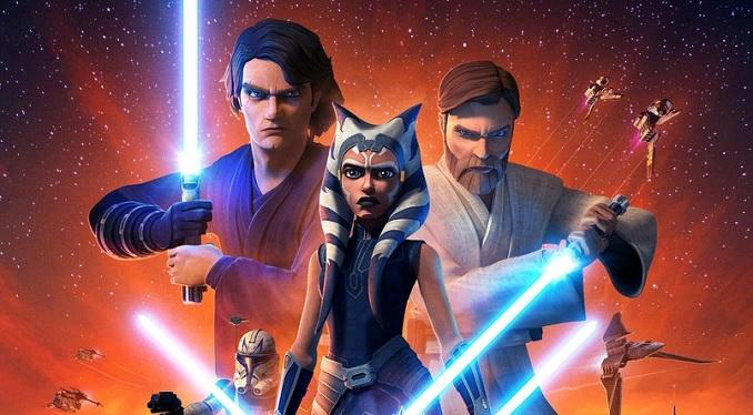 The Clone Wars – Nuevo tráiler de la serie de Star Wars
