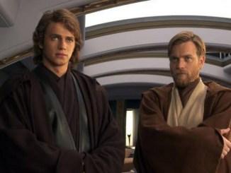Hayden Christensen Obi Wan Kenobi Serie