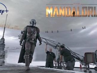 the mandalorian rodaje