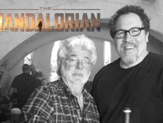 Jon Favreau Mandalorian Variety