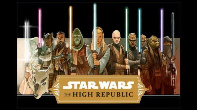 Star Wars: The High Republic llegará a España en 2021 bajo el sello editorial de Planeta