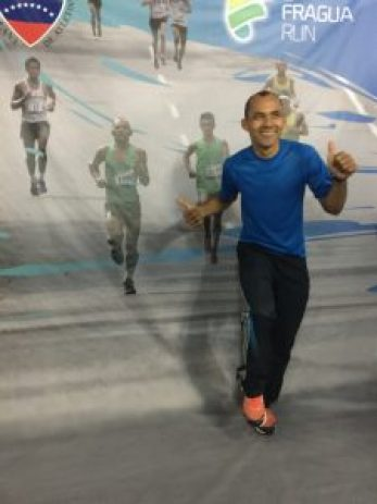 Encuentro consigo mismo en Maratón CAF.