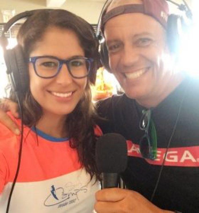 Andreína Peñaloza y Gerhard Weil