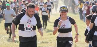 1000 corredores en la race 13K