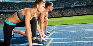 Hombres y mujeres corren diferente