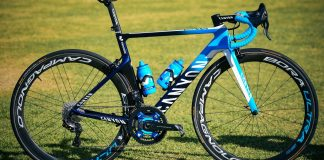 Canyon Aeroad CF SLX La bicicleta nueva de Patrick Lange