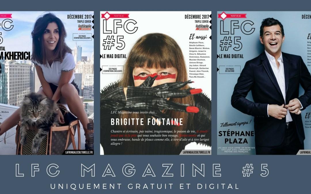Le numéro #5 de LFC Magazine !