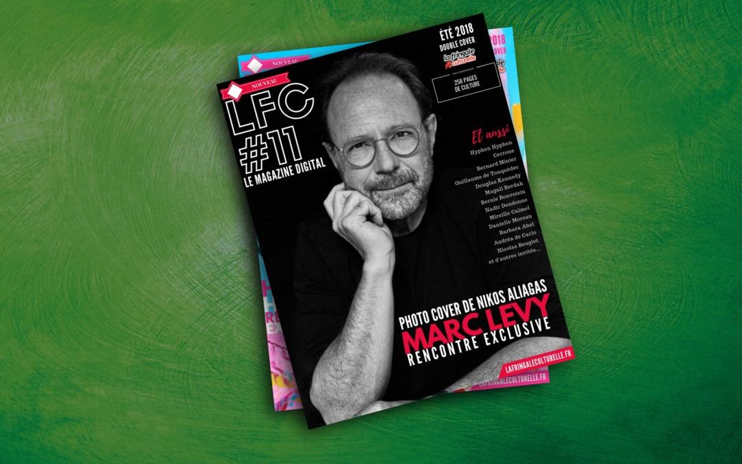 LFC Magazine #11 I Marc Levy