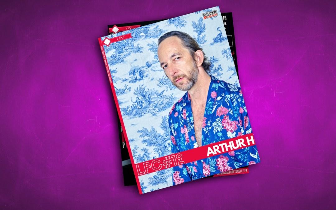 LFC Magazine #12 I Arthur H