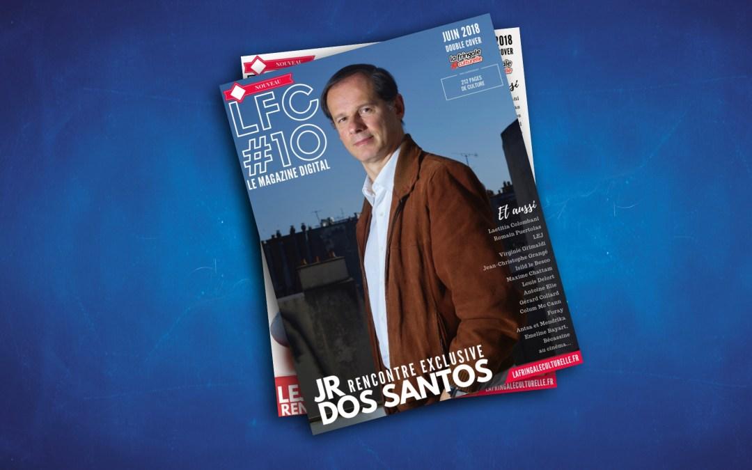 LFC Magazine #10 I José Rodrigues Dos Santos