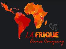 Lafrique Dance Company logo