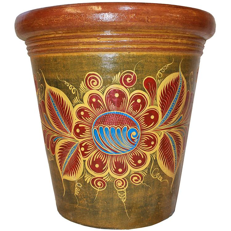 Extra Large Ceramic Planters