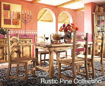 Image Of Southwest Mexican Rustic Home Decor