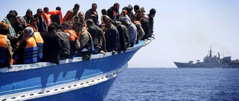 Risultati immagini per Gorino immigrazione
