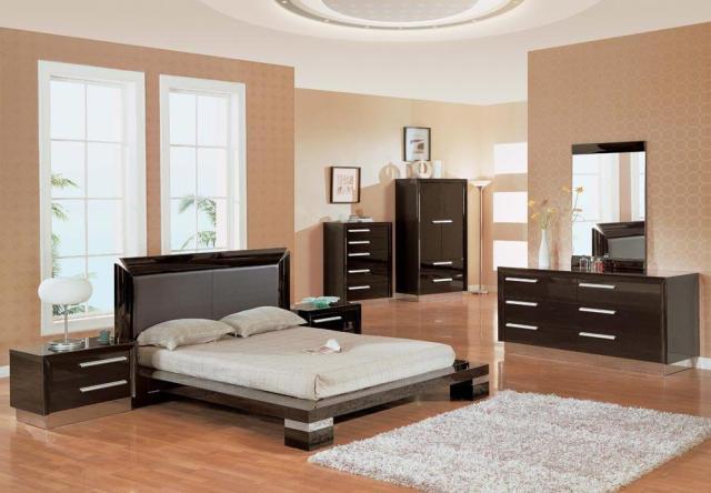 Furniture for a Brown-Themed Bedroom - LA Furniture Blog