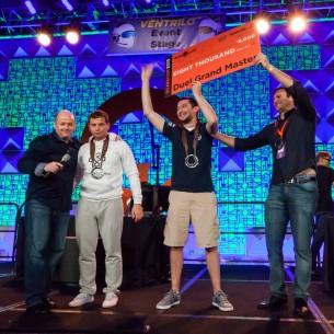 :: QuakeCon 2015 :: Finales Duel Grand Master