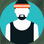 user_designer_freelancer_programmer_staff_personnel_person_specialist_avatar_man_player_flat_design_icon-512