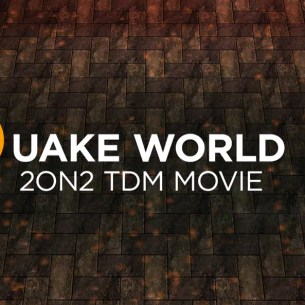 QuakeCon 2016 :: QuakeWorld 2on2 Movie