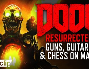 Noclip :: DOOM Resurrected – Guns, Guitars & Chess on Mars – Parte #3