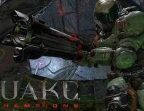 El acceso anticipado de Quake Champions ya ha empezado