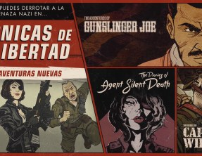 Wolfenstein II: Las aventuras de Joe el Pistolero – Ya disponible
