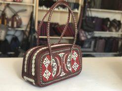 Percaya handmade vegan handbag by Laga