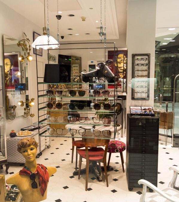 La Gafería: La óptica-boutique más guapa de Madrid
