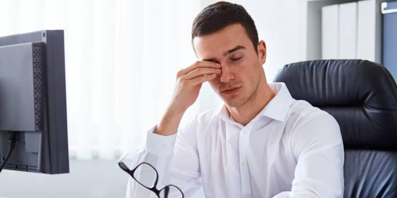 Cansancio y picor ocular - portada