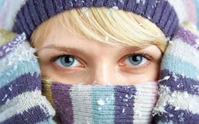 Cuida tus ojos en invierno