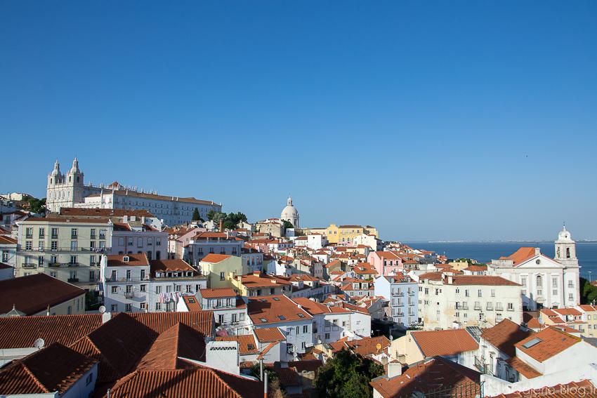 Découverte de Lisbonne : les 7 collines [partie ½]