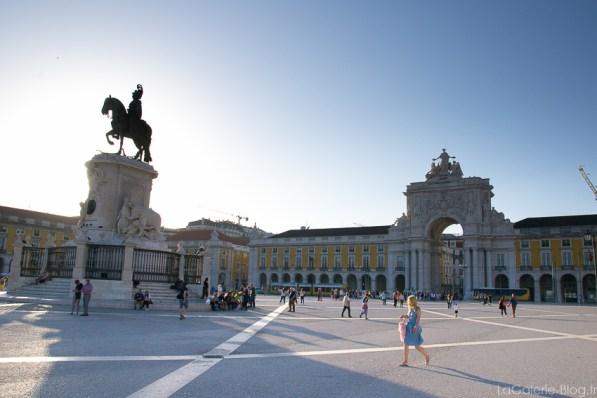 Praça do comerçio