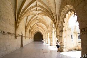 Arcades du monastère