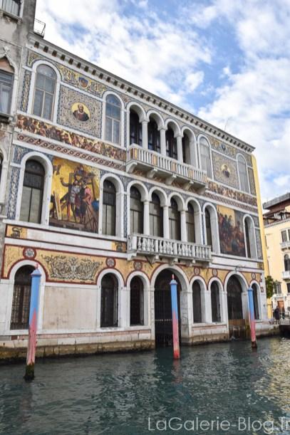 facade de palais a venise
