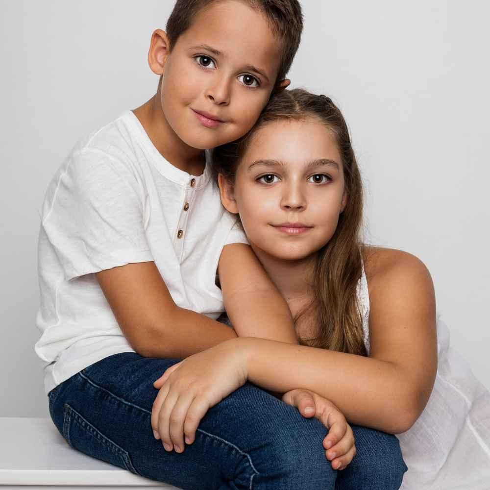 La Gallarda Fotografia Sesion Fotografica Familia Infantil Fotografo profesional Malaga Alhaurin de la Torre Familia Infantil
