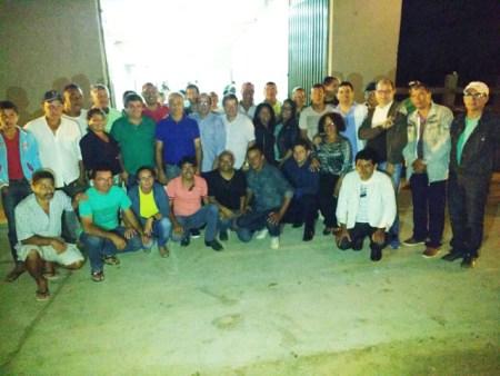PSC mostra força em Simão Dias