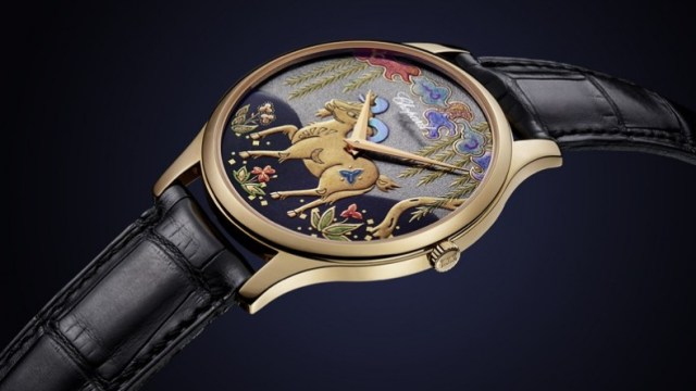 Chopard year of the goat