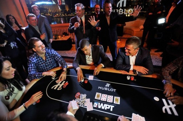 Hublot world poker tour