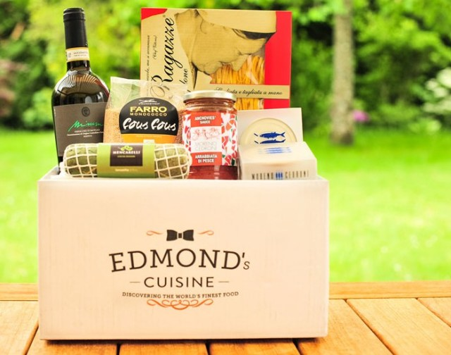 Edmonds cuisine box