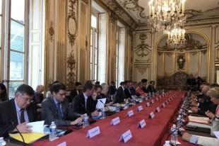 Instance de dialogue de la conférence nationale des territoires