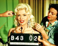 Jayne Mansfield dans le film The Girl Can't Help It