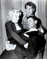 Le 24 février 1953 Marilyn participe à l'émission « The MARTIN and LEWIS Show »