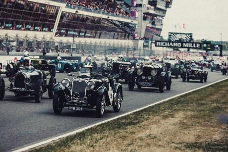 Plateau 1 - Le Mans Classic