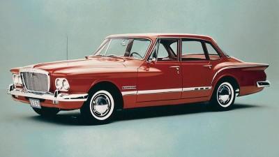 Plymouth Valiant - 1960