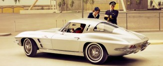 Chevrolet Corvette Sting ray Split Window - 1963