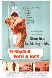 It Started with a Kiss_affiche