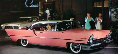 Lincoln Première de 1956-1957