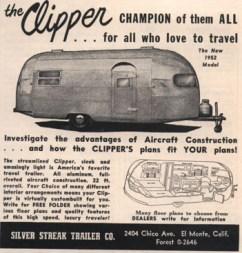 Airstream Clipper - 1936