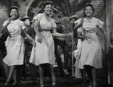 Les Dandridge sisters en 1939