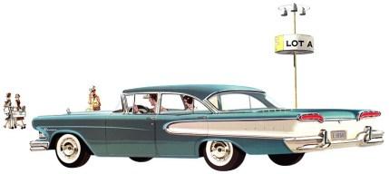 Edsel Ranger de 1958